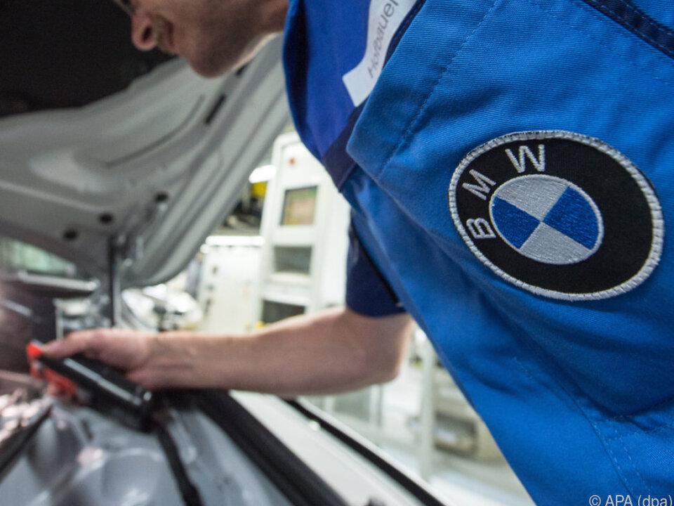 5.200 Personen arbeiten in Österreich für BMW