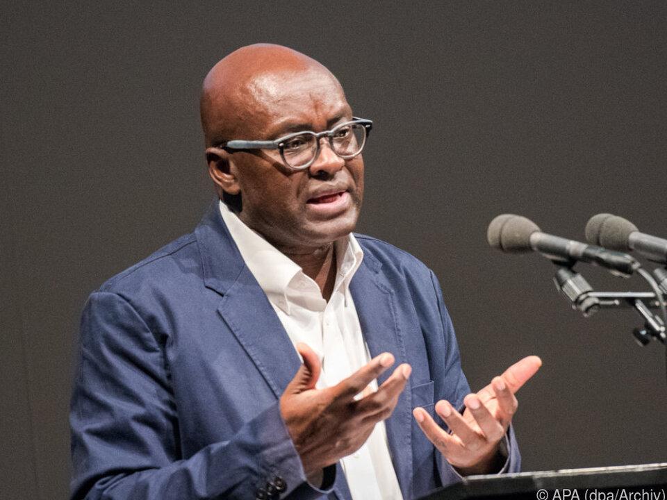 Achille Mbembe wird der Preis am 8. Oktober verliehen