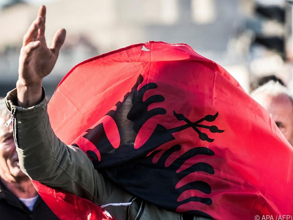 Albanien möchte EU-Mitglied werden