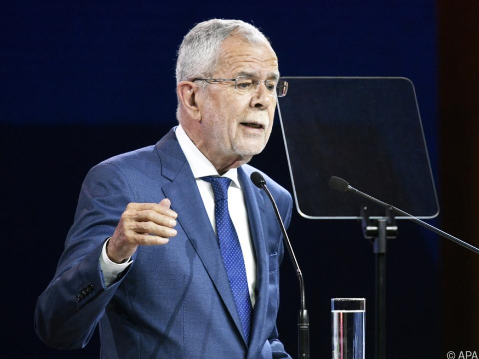 Alexander van der Bellen muss CETA noch ratifizieren