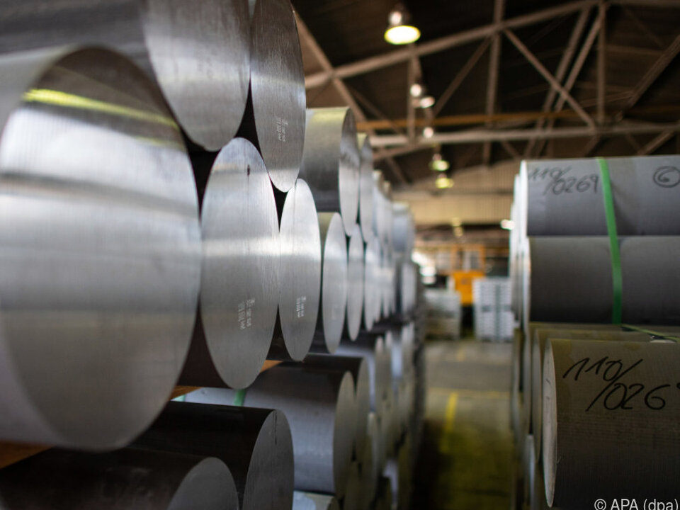 Aluminium - US-Strafzölle