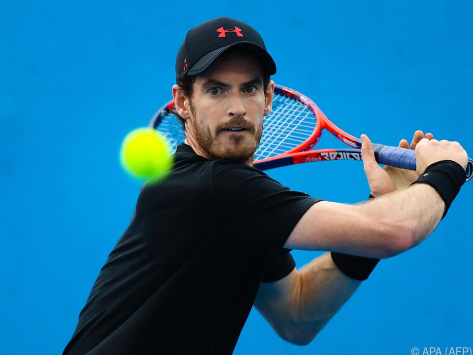 Andy Murray kehrt nach einjähriger Verletzungspause zurück