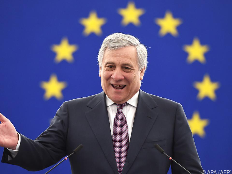 Antonio Tajani sorgt sich um Zukunft der EU
