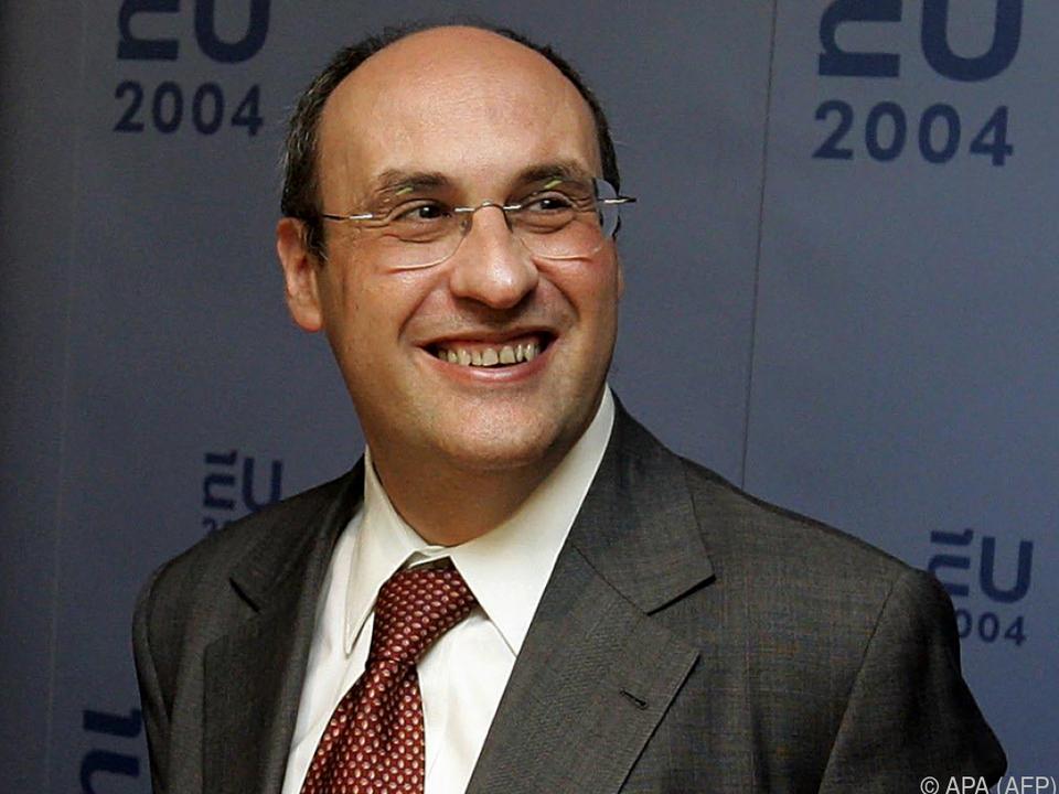 Antonio Vitorino setzte sich gegen Trumps Kandidaten durch