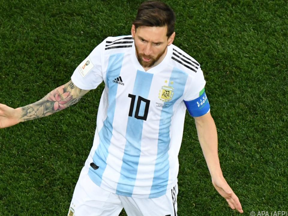 Argentinien kann es nicht mehr aus eigener Kraft schaffen