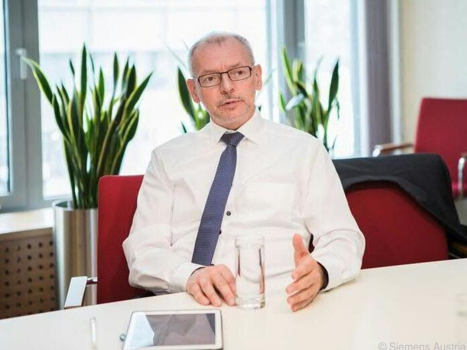 Armin Schnettler sieht Stromwirtschaft aber auf gutem Weg