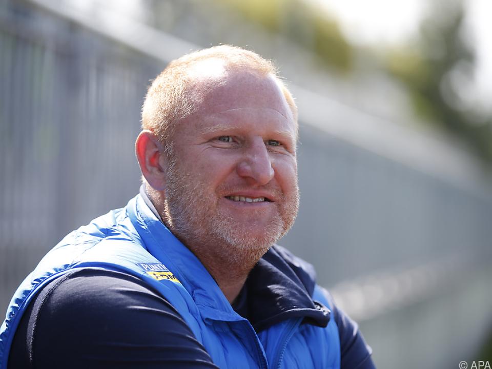 Attraktives Los für die Steirer und Coach Vogel