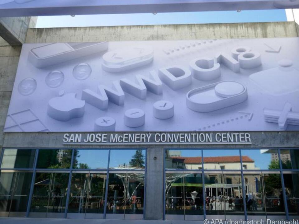 Auf der Entwicklerkonferenz WWDC zeigt Apple jede Menge Neuerungen