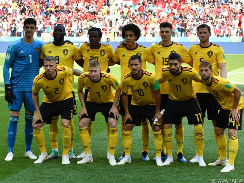 Belgien wird gegen England sicher rotieren