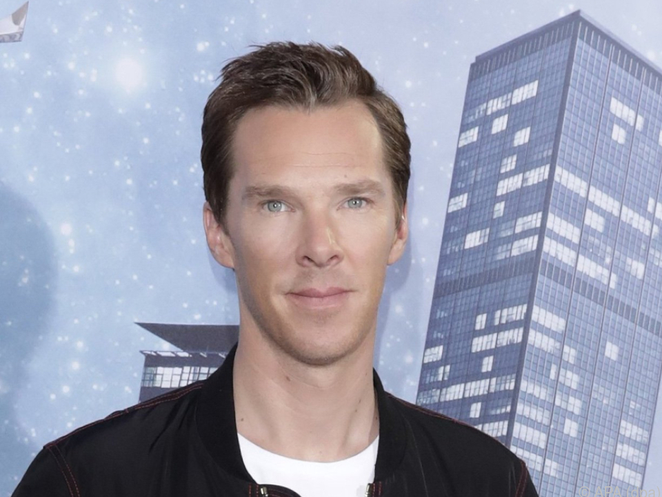Benedict Cumberbatch als Retter in der Not