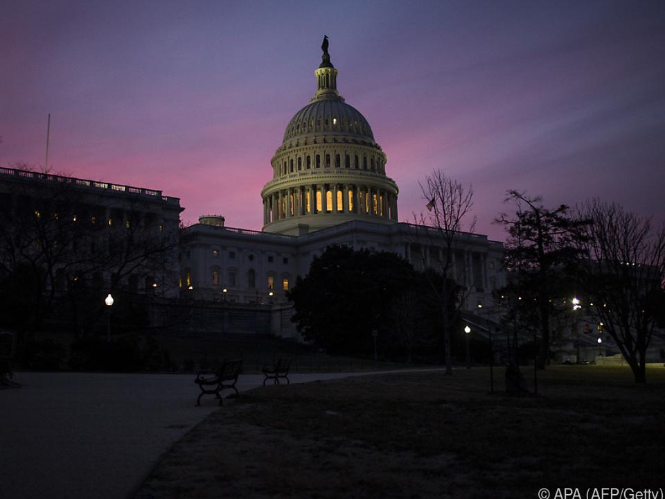 Beschlüsse im Capitol lassen auf sich warten