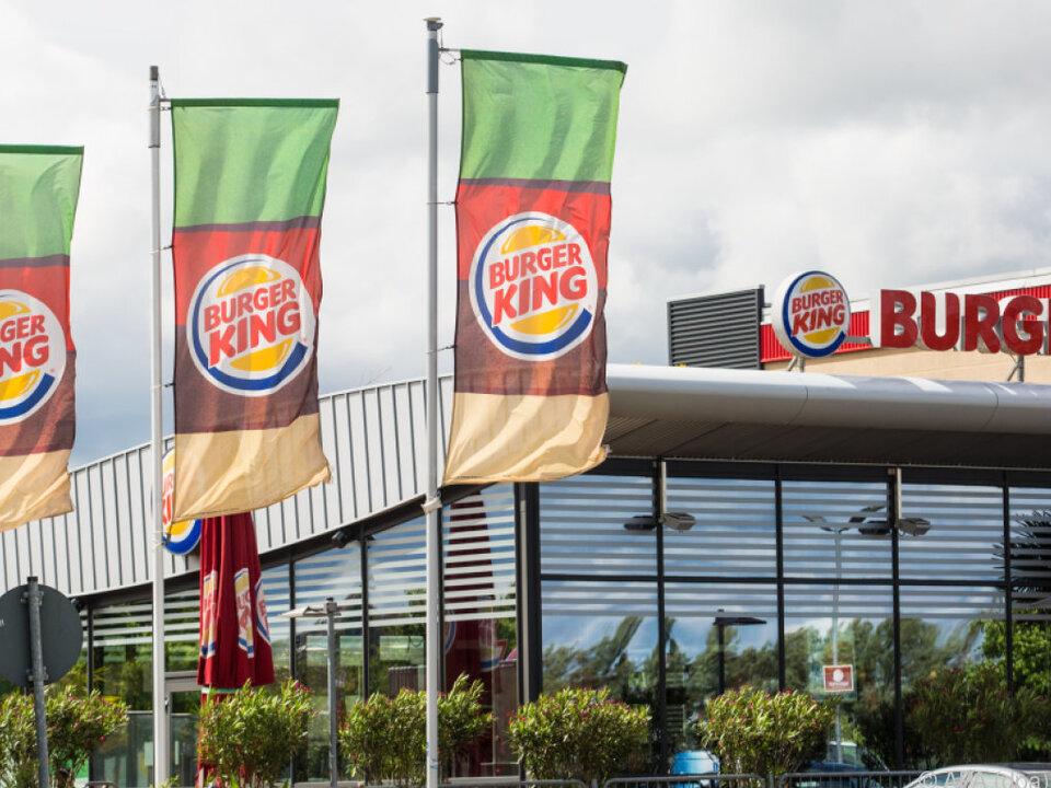 Burger King will gegenüber McDonalds aufholen