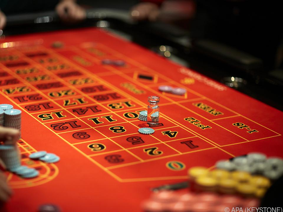 Casinos und Unternehmen müssen ihren Sitz in der Schweiz haben