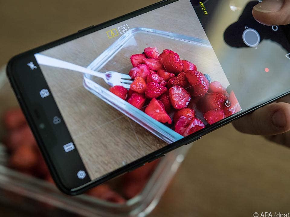 Die Kamera wird durch künstliche Intelligenz unterstützt