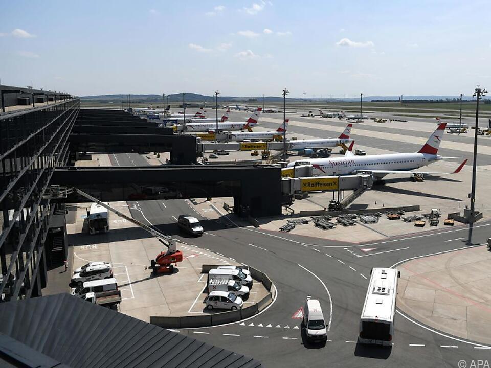 Der Flughafen bekommt neue Konkurrenz