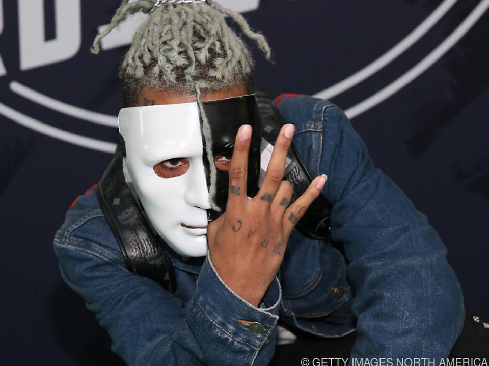 Der Rapper starb am Montag im Krankenhaus