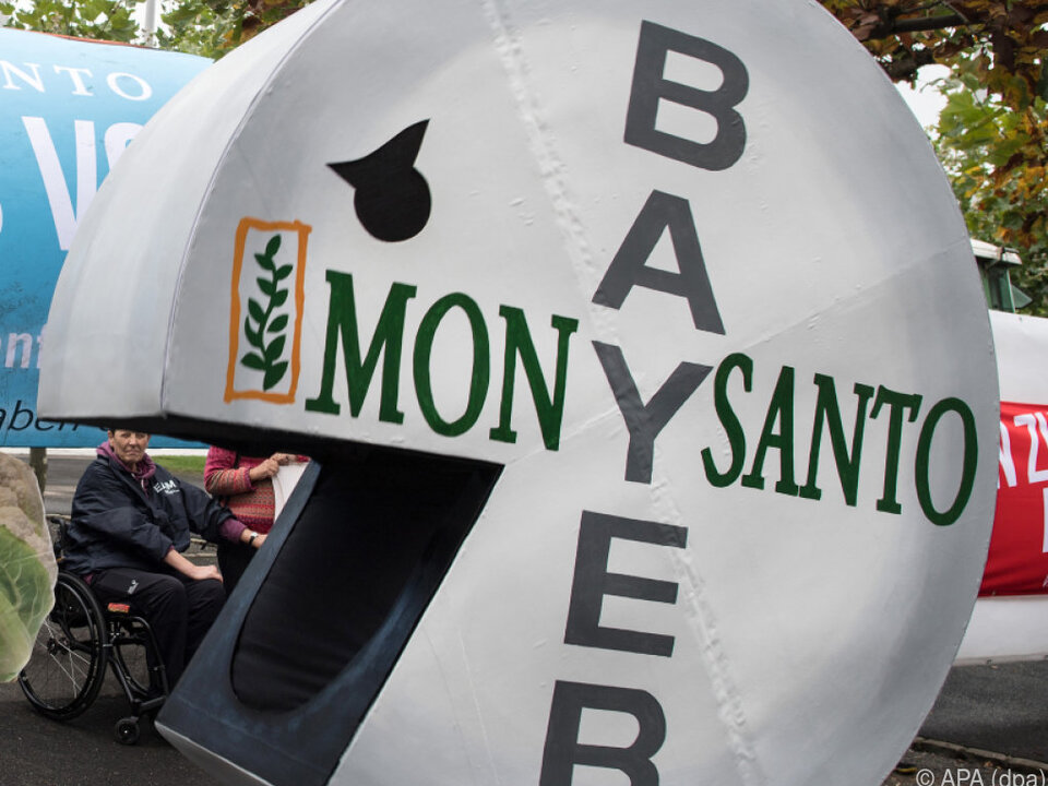 Der skandalbehaftete Name Monsanto wird eliminiert