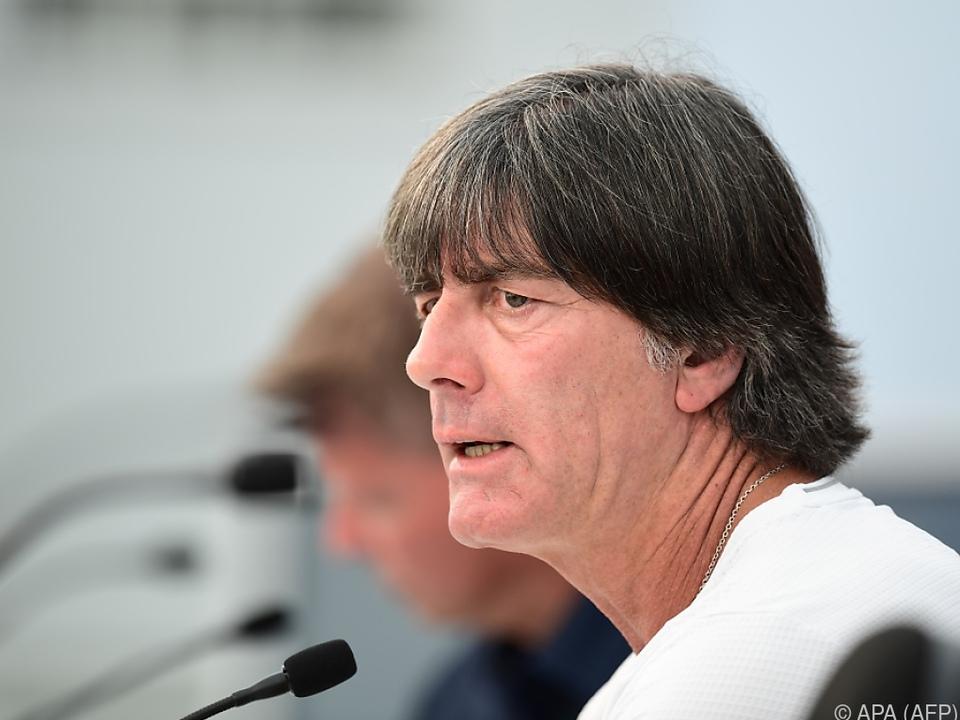 Deutschland trotzdem mit sehr starkem Kader