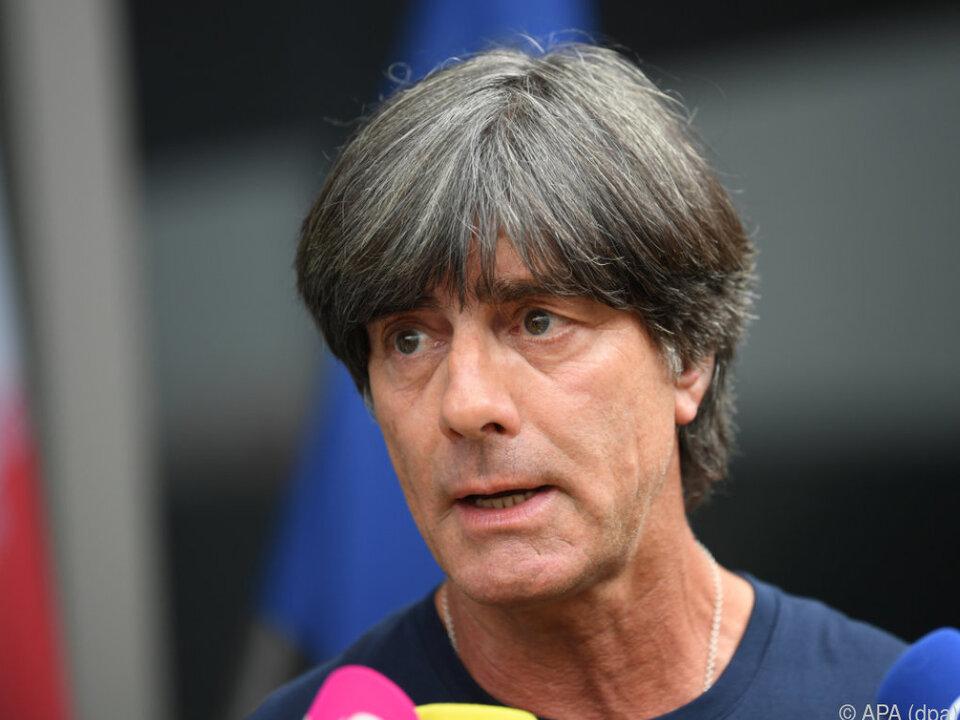 DFB-Präsidium stärkt Joachim Löw den Rücken