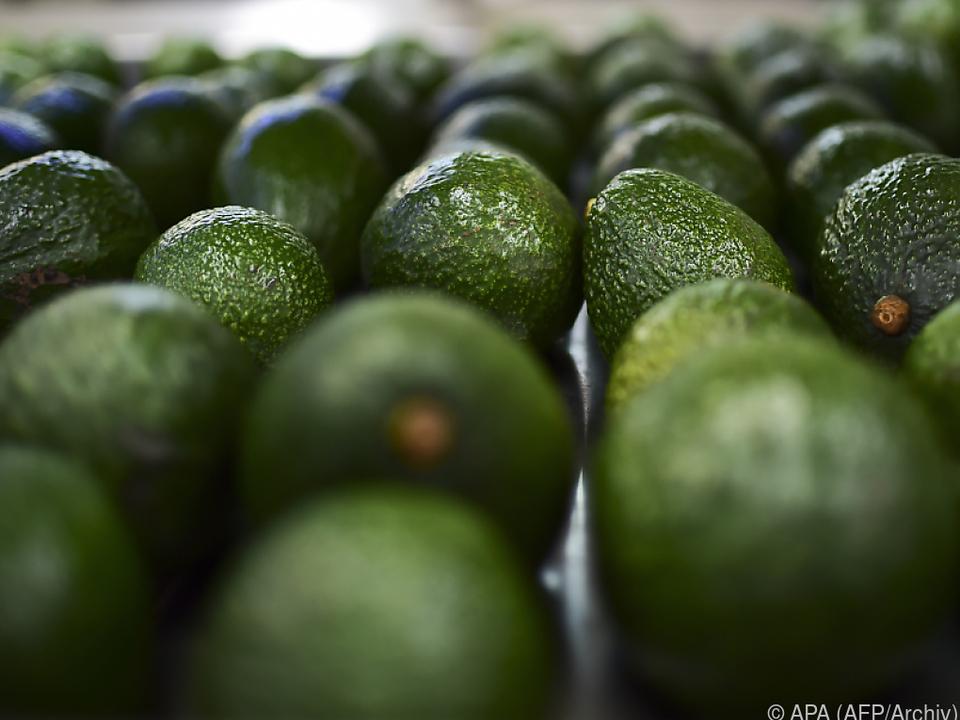 Die Avocado wurde im Anschluss entsorgt