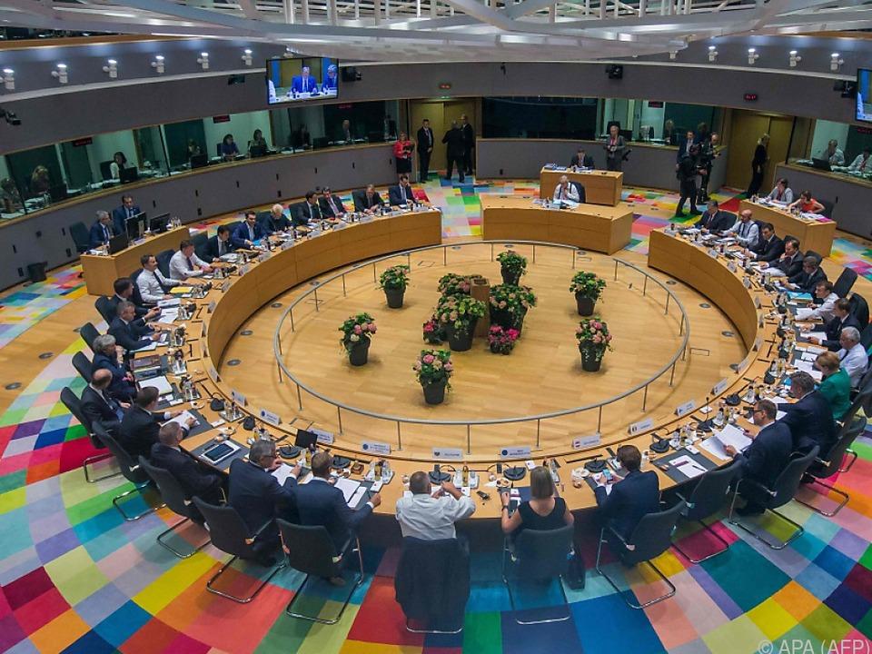 EU-Staaten erreichen Durchbruch im Migrationsstreit — EU-Gipfel