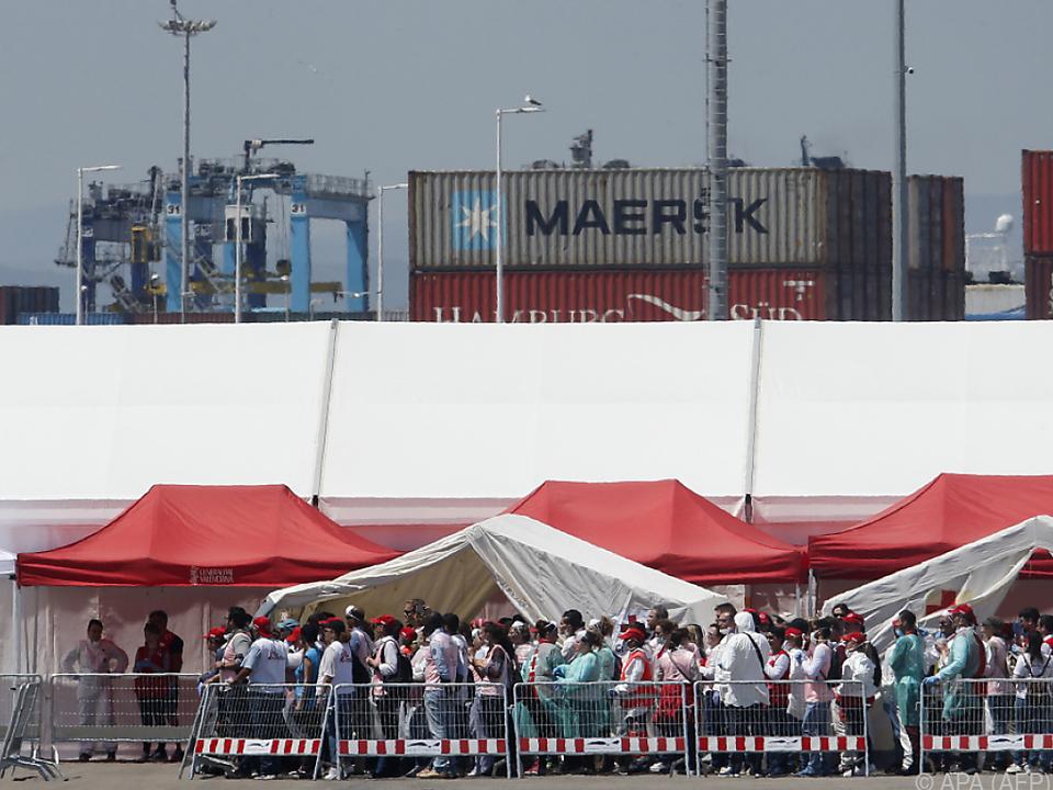 Die EU will Versäumnisse in der Flüchtlingspolitik ausbügeln