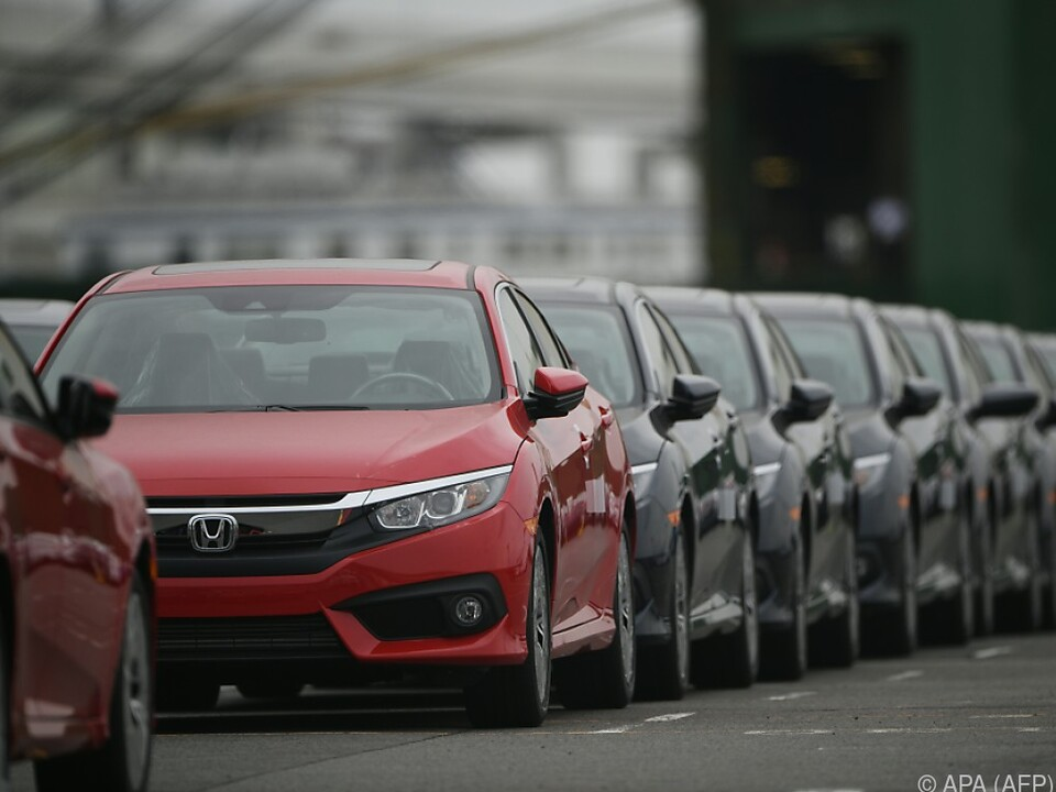 Die Exportwirtschaft in Japan ist wegen des Handelsstreits in Gefahr