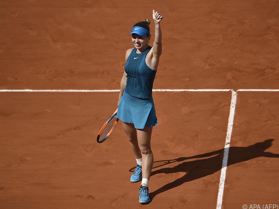 Die Nummer 1 der Welt will endlich ihren ersten Grand-Slam-Titel holen