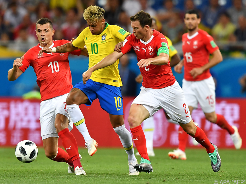 Die Schweizer wollen nach dem X gegen Brasilien nachlegen