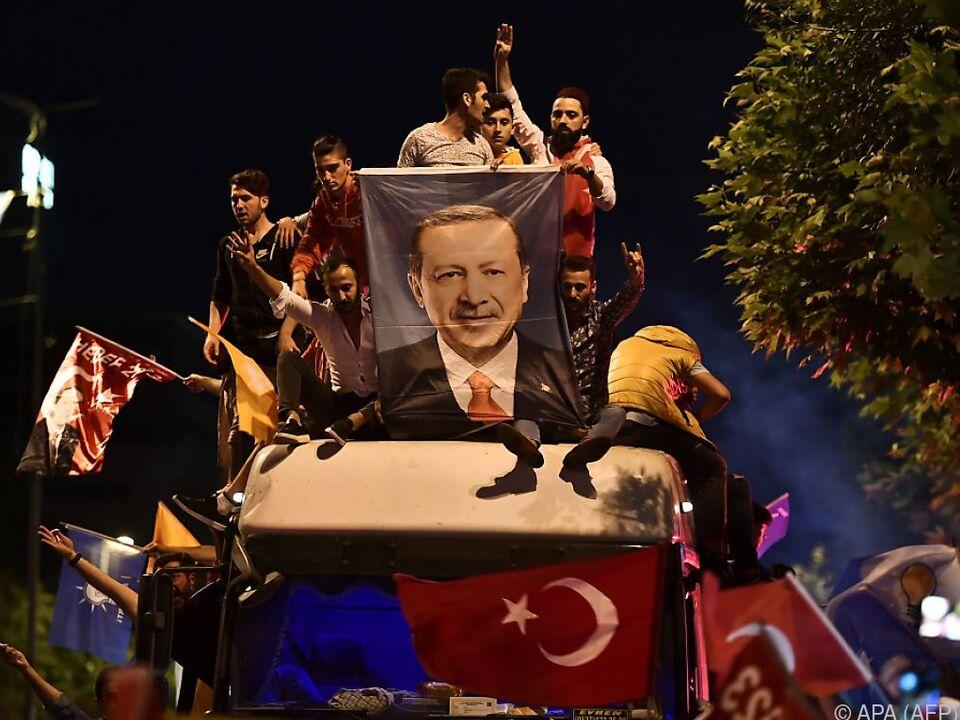 Die Türkei wird immer mehr zu einer Autokratie
