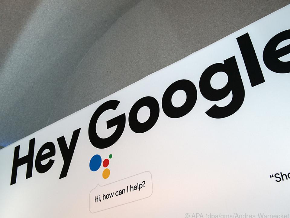 Die umstrittene Software wird am Google Assistant getestet