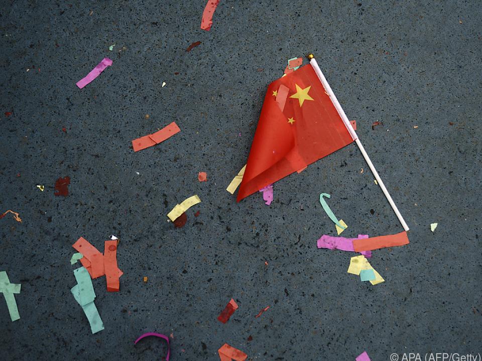 Die USA wollen gegen China weiter Muskeln zeigen