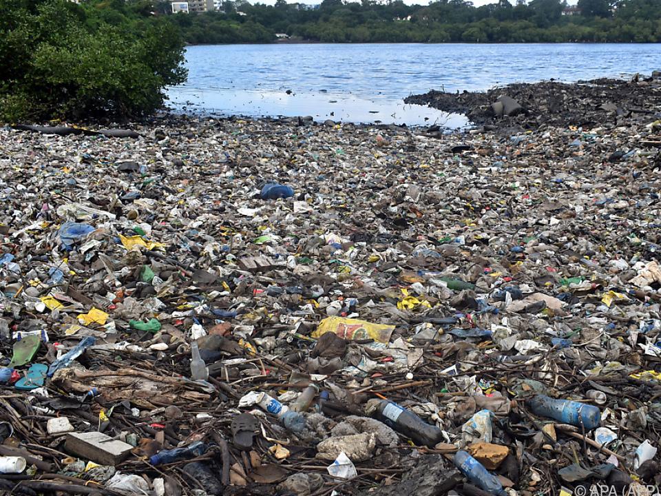 Die Welt steht vor einer Plastikmüll-Krise