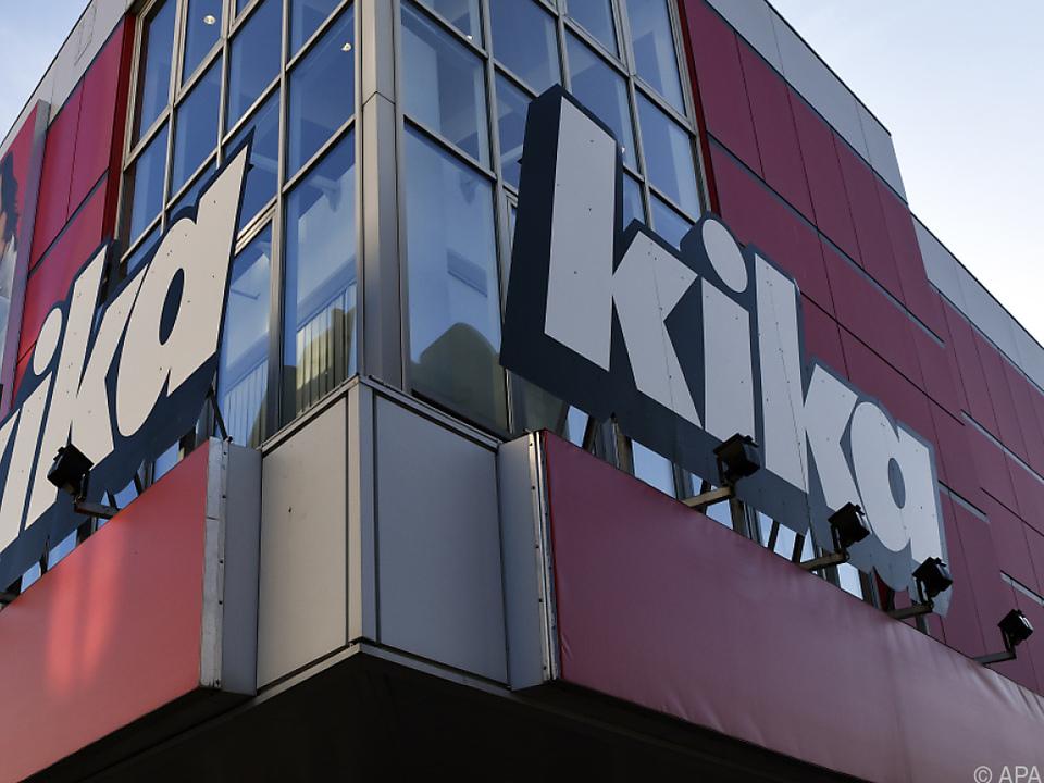 Die Zukunft von KIKA/Leiner ist derzeit offen