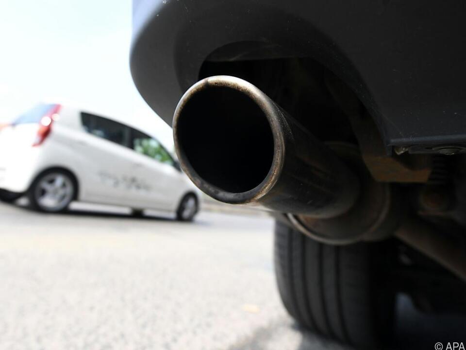 Diesel-Abgase sind weiter ein großes Thema