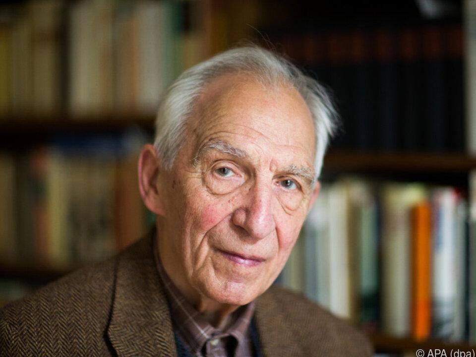 Dieter Wellershoff gestorben