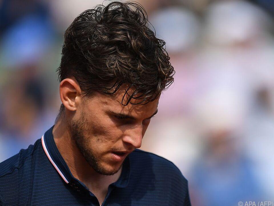 Dominic Thiem verliert French Open Finale