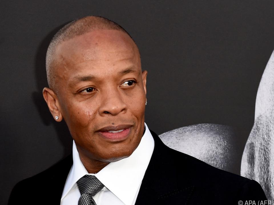 Dr. Dre ist Mitgründer der Beats-Kopfhörer