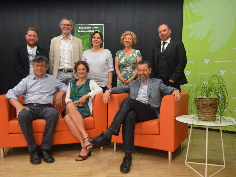 grüne Landesversammlung
