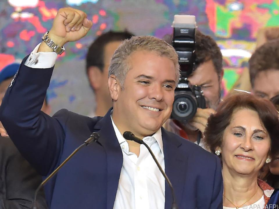 Duque will Friedensabkommen mit FARC ändern