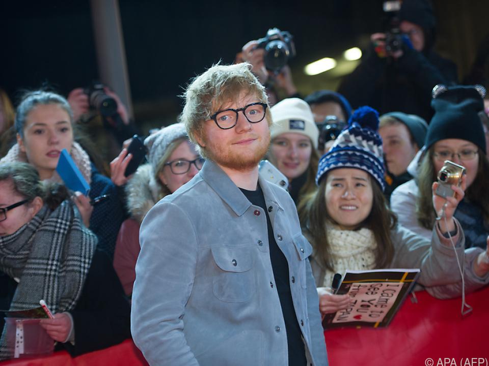 Ed Sheeran hat viele Fans - aber nicht in Düsseldorf