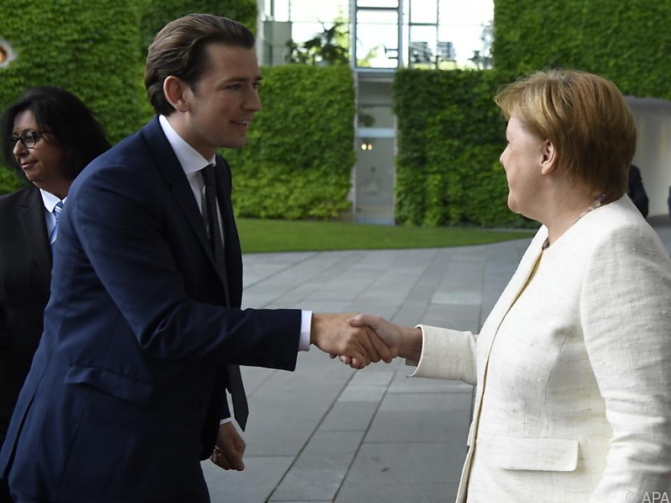 Eine geeintere Europäische Union wird laut Kurz benötigt