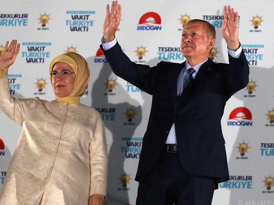 Erdogan wird künftig Staats- und Regierungschef
