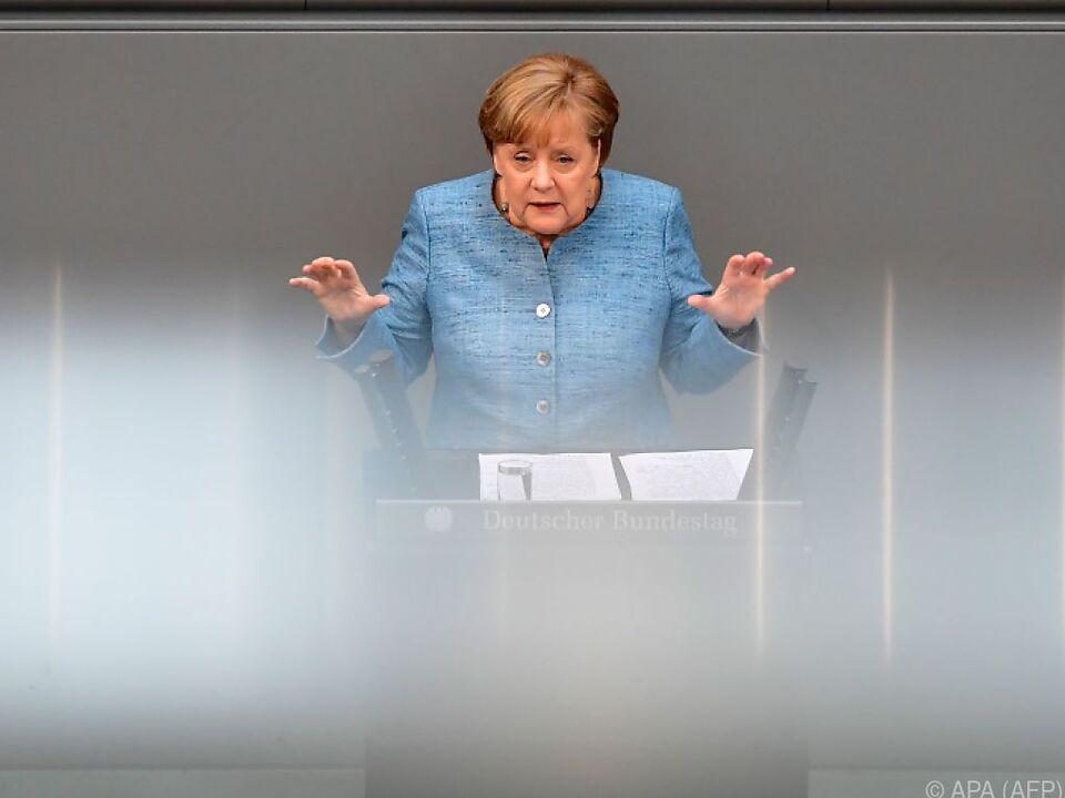 EU-Länder sollten sich Zeit für das Finden einer Lösung nehmen