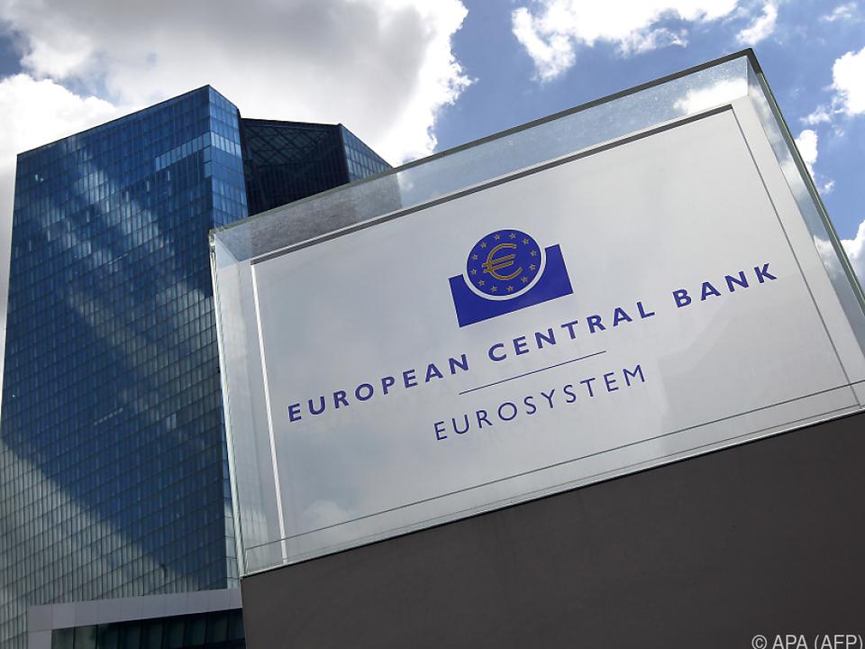 EZB kündigt ende der Anleihenkäufe an