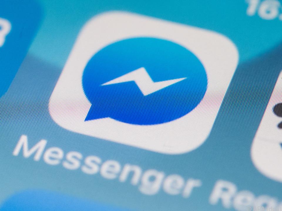 Facebooks Messenger ist ein praktisches Chat-Programm