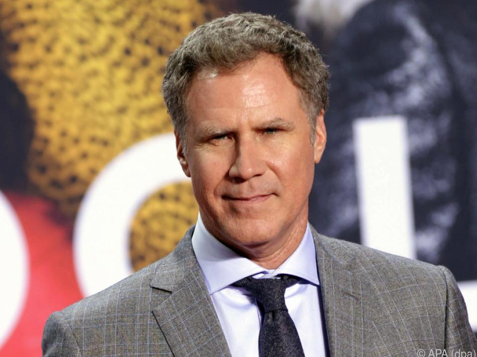 Ferrell will bei dem Film Regier führen und auch mitspielen