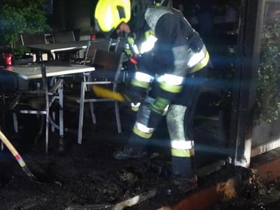 Freiwillige Feuerwehr Gries-Brand-Bar