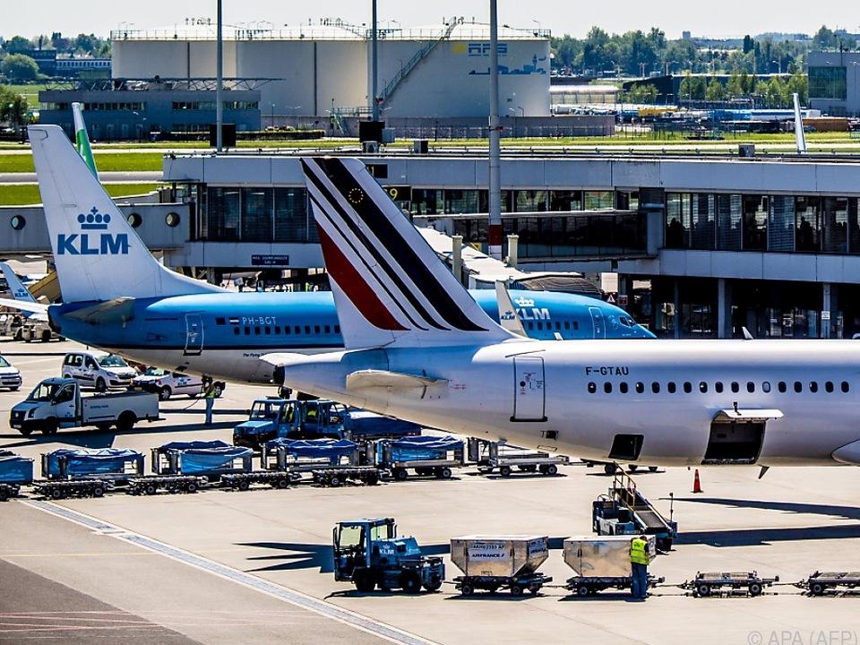 Frtankreich könnte seine Beteiligung an der Airline veräußern