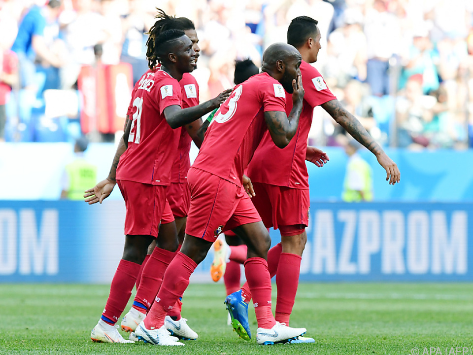 Für Panama ist es der erste WM-Start überhaupt